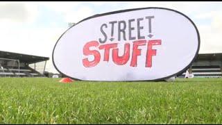 STREET STUFF SHORT 2014