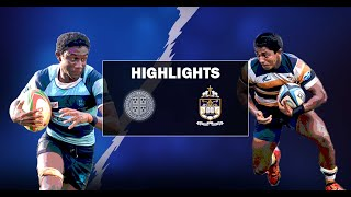 Wesley College v St. Peter's College | Schools Rugby 2019