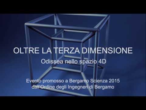 4D - Immaginare la quarta dimensione spaziale - BergamoScienza 2015