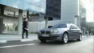 видео Новый Кузов BMW 5 Серии 2010 F10 Series. Частичные Фото