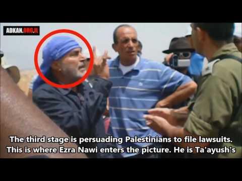 How Anti Israel Groups Assist Arab Land Grabs