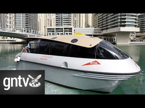 Dubai's Roads and Transport Authority strengthens marine transport services - 동영상