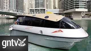 Dubai's Roads and Transport Authority strengthens marine transport services
