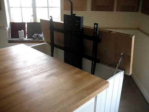 electric tv lift