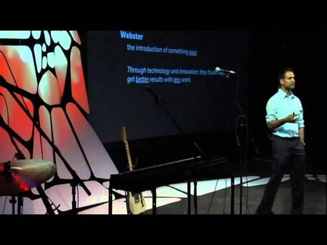 TEDxEdmonton - Vik Maraj - Unstoppable Conversations