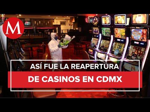 ¡Bingo! Así fue la vuelta a casinos en CdMx, tras meses cerrados por covid-19