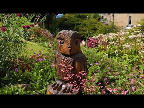 Barnoldswick in Bloom - Britain in Bloom Finalist