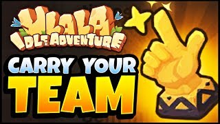 BECOME A SOLO GOD - SOLO CARRY GUIDE - ULALA IDLE ADVENTURE