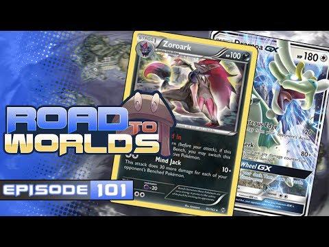 BEST DECK IN THE FORMAT: Zoroark BREAK with Drampa GX! [Pokemon TCG Online]