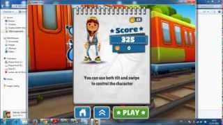 Subway Surfers 2013 PC FULL with Keyboard PLAY 100% working - Mediafire