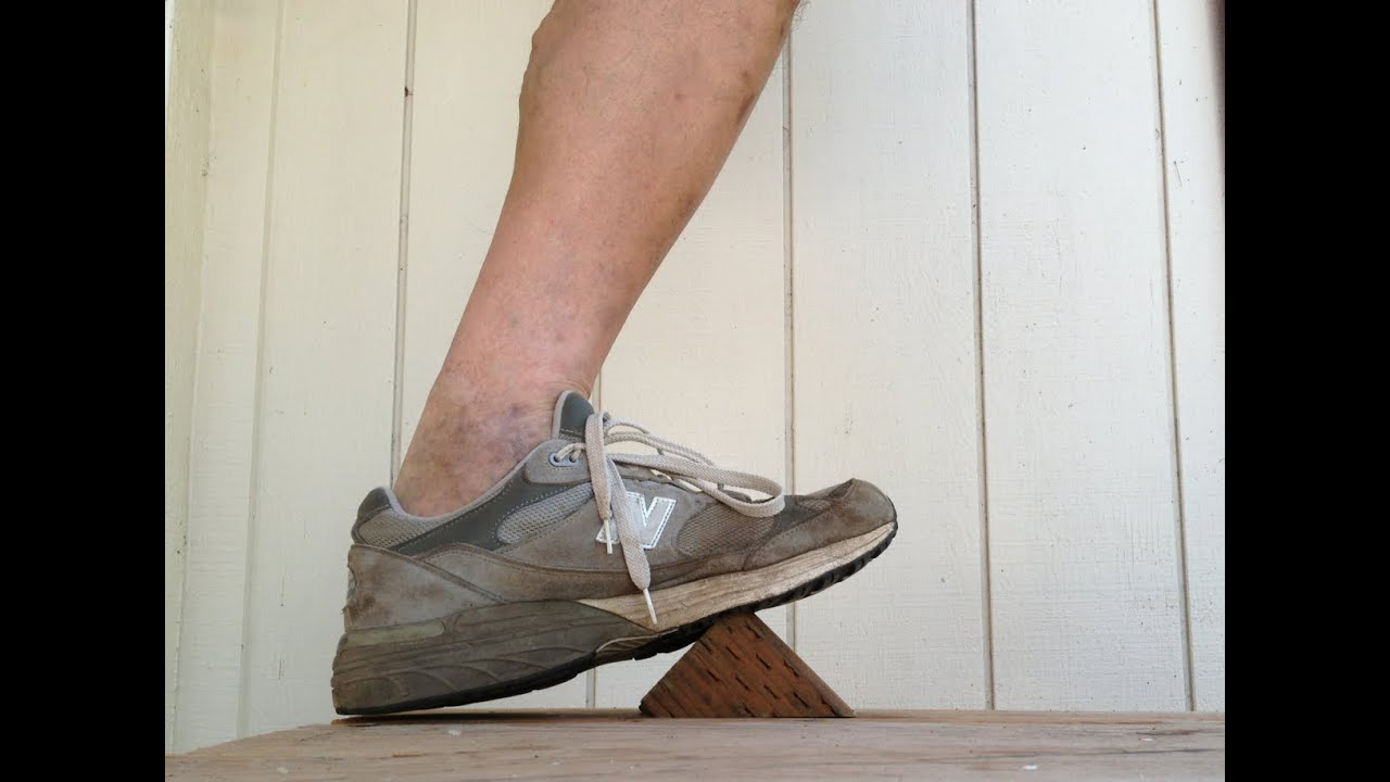 DIY Plantar Fasciitis Tool Device - No Wall Required