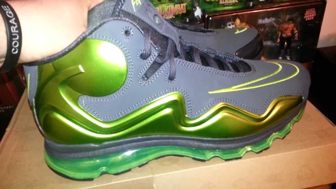 wholesale dealer eb0d8 e332c Reviewtifuls Nike Air Max Flyposite Review - YouTube