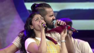 Ranjith & Suchitra's lovely performance | Mirchi music awards south 2015