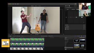 Green Screen: How To with FinalCut -The Tech Nook