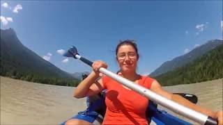 (LIPIFEST) Paddling the Lillooet River
