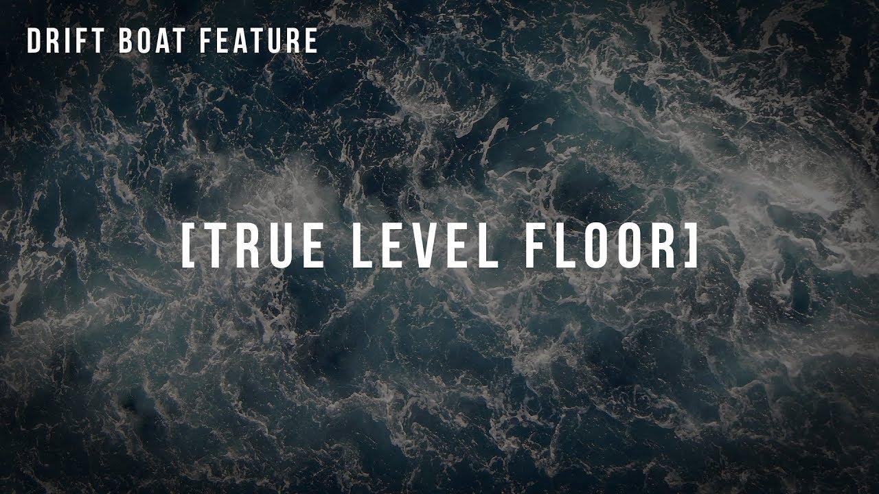 Pavati Marine Features: True Level Floor