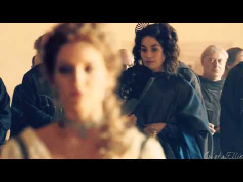 The Musketeers  Athos & Milady  Radioactive
