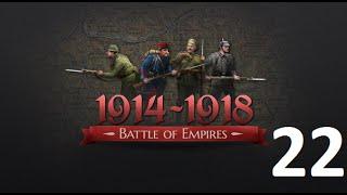 Прохождение Battle Of Empires 1914-1918. Чудо на Марне - атака (22 эпизод)