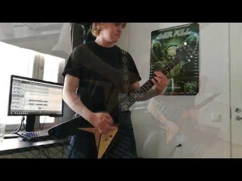 Internal Conflict  - Original Thrash Metal Song