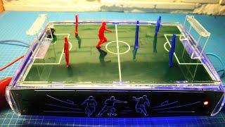 как сделать игру на Arduino - Футбол на джойстиках