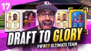 FUT DRAFT MYTH! DRAFT TO GLORY FIFA 17 ULTIMATE TEAM #17