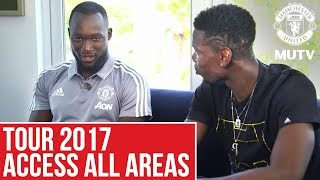 Manchester United Tour 2017   Access All Areas   Manchester United