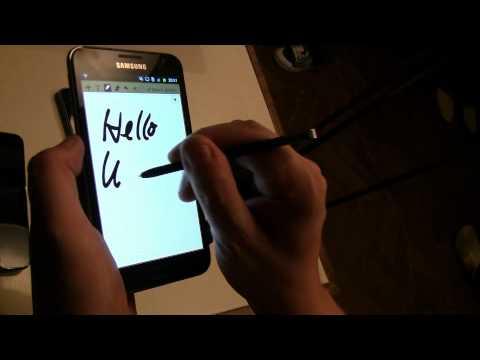 Samsung Galaxy Note im Vergleich mit Galaxy Tab 7.7 - Galaxy S2 und Galaxy S2 LTE