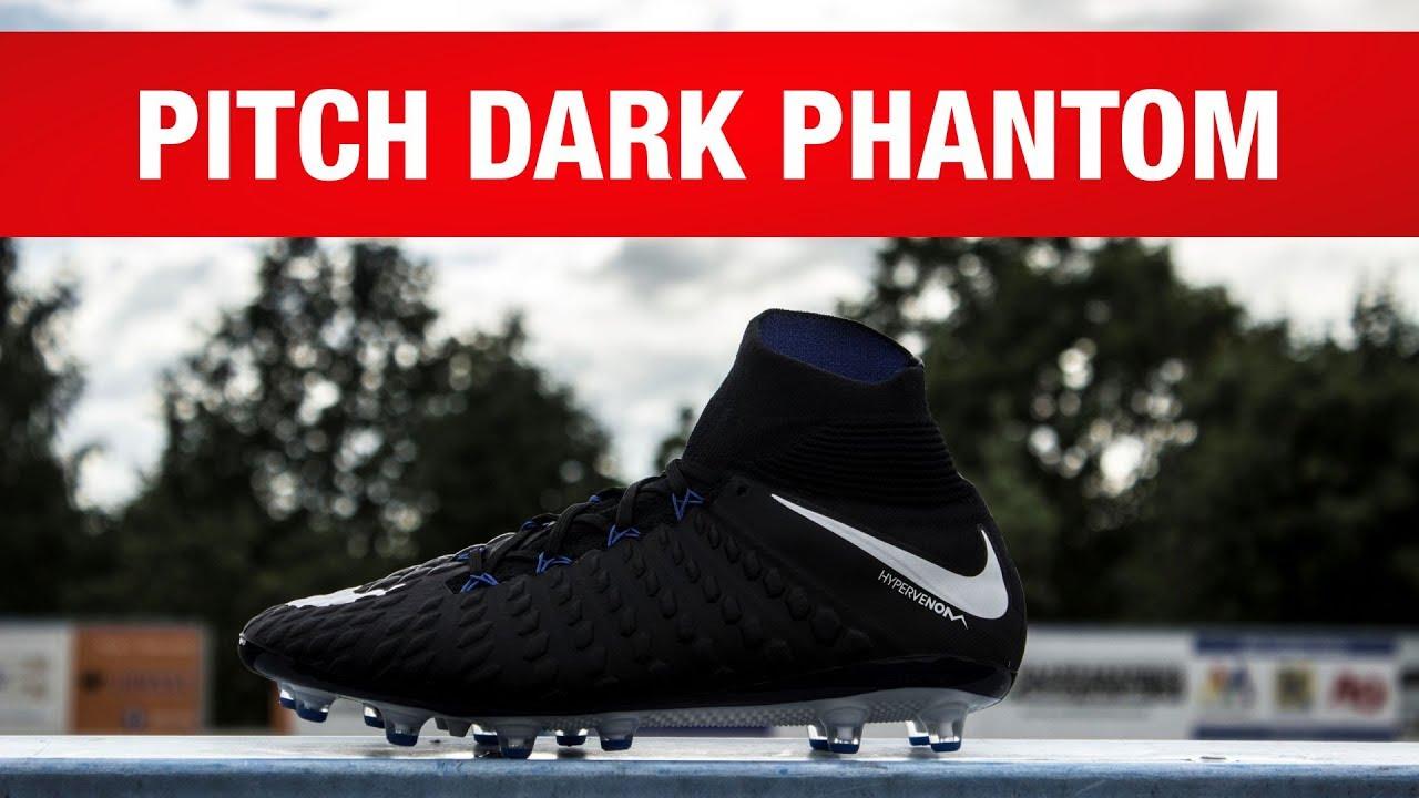 8f6759afc503 Hypervenom Phantom 3 AG Unboxing - Nike Pitch Dark Pack - YouTube