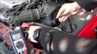 How To Check A Car Battery With A Multimeter (Tutorial)