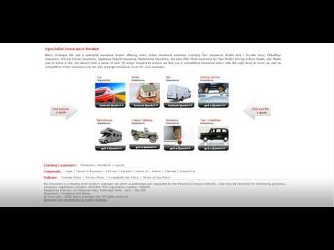 Car Insurance  Barry Grainger