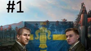 HoI4 - Fascist Sweden - Svea Rike Part 1
