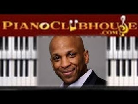 """♫ How To Play -  """"I'M WALKING IN AUTHORITY"""" (Donnie McClurkin) - piano tutorial ♫"""