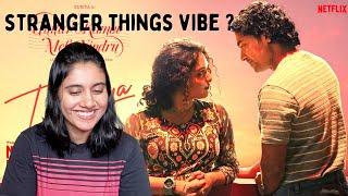 Thooriga song REACTION | Guitar Kambi Mele Nindru |Gautham Menon| Karthik |Navarasa | Ashmita Reacts