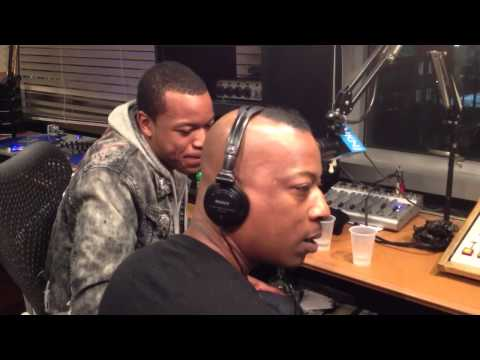 Young Zee & Krash Interview on Ear 2 The Streets Radio