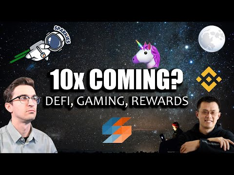 10x Coming? DeFi and Gaming Crypto Ready for Blast Off