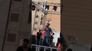 كرو عاشور / حفلة الاسكندرية في نادي النصر.