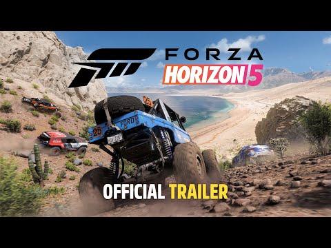 Новые подробности о карте Мексики в Forza Horizon 5