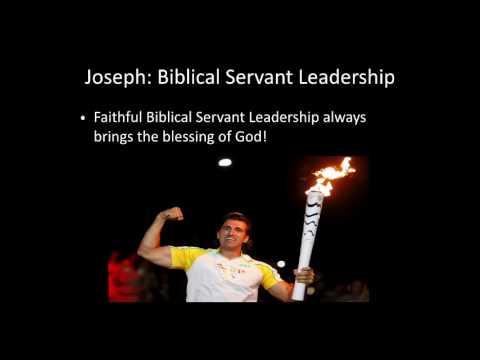 Joseph Lessons in Leadership 3