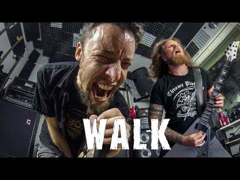 Pantera - Walk (cover by Leo Moracchioli feat. Mr. Damage)