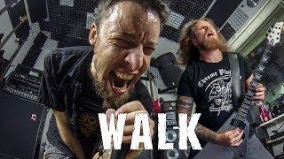 Pantera - Walk (cover by Leo Moracchioli feat. Mr. Damage)