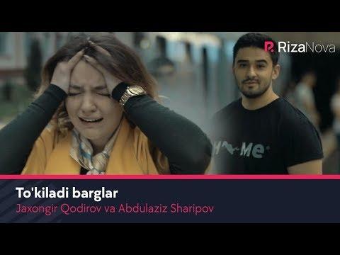Jaxongir Qodirov va Abdulaziz Sharipov - To'kiladi barglar (Qadam serialiga soundtrack) #UydaQoling