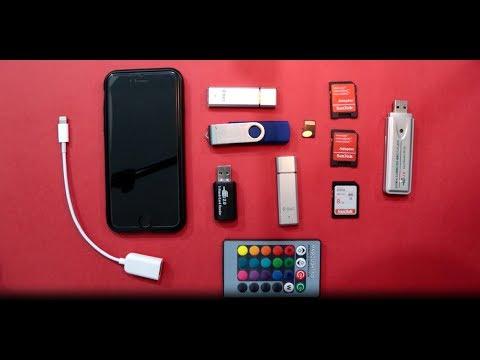 iPhone Da Kullanılabilen Flash Bellek