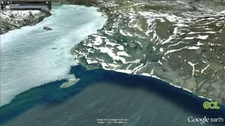 Arctic Tern Migration Google Earth Tour Video
