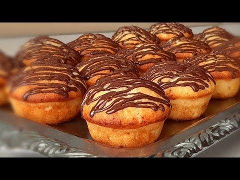 Самый удачный и вкусный рецепт творожных кексов и всегда замечательный результат!