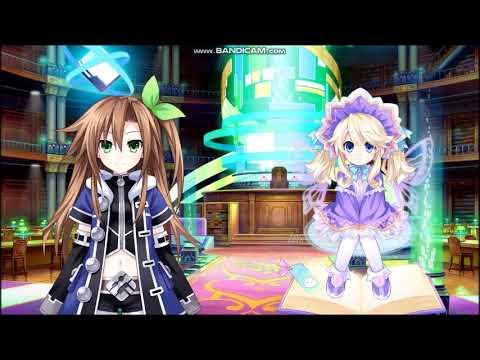 Superdimension Neptune vs SEGA Hard Girls EP1  