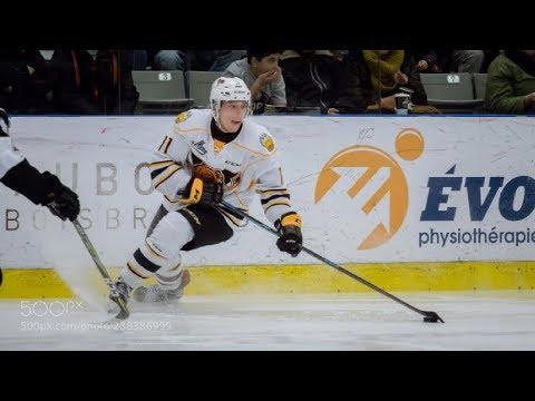 Vitaly Abramov - All Points (2017-18 QMJHL Regular Season)