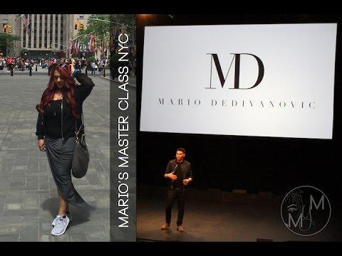 NYC VLOG #2 | MARIO DEDIVANOVIC'S MASTERCLASS | MAY 21, 2016
