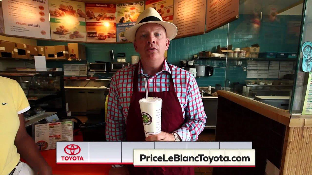 Superior Price Leblanc Toyota