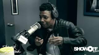 LowFi freestyle on Shade 45 Showoff Radio with Statik Selektah