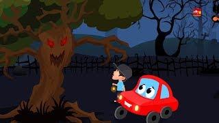 De miedo Boscaje Canción   Rimas asustadizas   niños Canciones   Halloween Song   Scary Woods Song